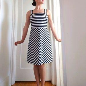 Michael Kors ⚓ Striped Summer Dress